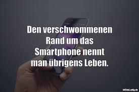 Den Verschwommenen Rand Um Das Smartphone Nennt Man übrigens Leben