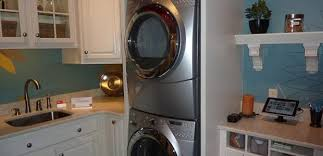 stackable washing machine. Types Of Stackable Washer-Dryer Units Washing Machine