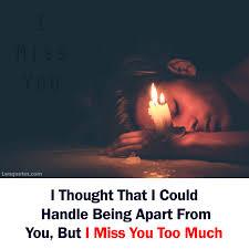 sad miss you es for friend