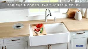 blanco farmhouse sink. Brilliant Sink BLANCO PROFINA Apron Front Sink To Blanco Farmhouse 0