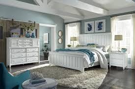 Aspen Retreat White Bedroom Set - Mooradians