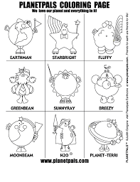 Pictures on Earth Day Free Worksheets, - Easy Worksheet Ideas