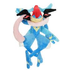 Pokemon XY Greninja Plüsch Spielzeug|Movies & TV