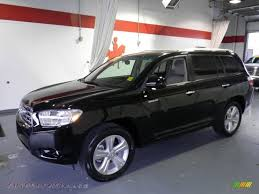 2010 Toyota Highlander Limited in Black - 022973 | Autos of Asia ...