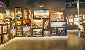 starving artist paintings painting ideas