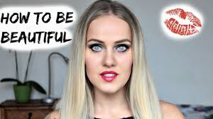 diy how to look pretty when you are ugly make up and hair tutorial you