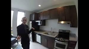 Wonderful Flats On D Apartments | Studio Apartment Tour | Boston Apartments   YouTube