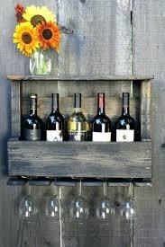 Wine Racks Rustic Wine Rack Ideas Wine Rack Rustic Wall Wine Rack