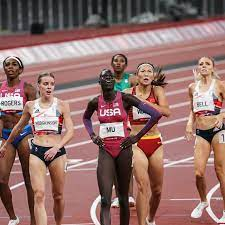 Athing Mu,19, Wins the 800 Meters With ...