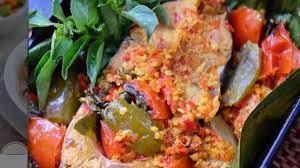 In javanese, the act of roasting satay in an open fire is called klathak. Masak Pepes Ikan Patin Biar Tidak Amis Ada Rahasianya Intip Resepnya