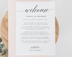 Welcome Letter Template Welcome Letter Etsy