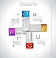 製品のランキングのためのインフォ グラフィック デザイン ストック