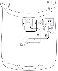 Последовательная схема схема подключения жидкостного контура ВНИМАНИЕ Вытекающий антифриз собрать в специальную емкость Шланги