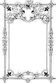 border frame victorian. Simple Victorian Gorgeous Clip Art Border Frame To Victorian T