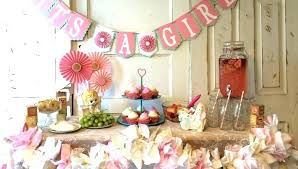 Baby Showers On A Budget Baby Shower Decoration Ideas On A Budget Inexpensive Baby Shower