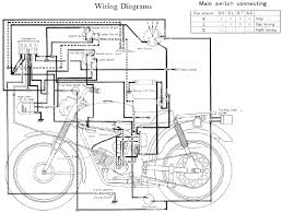 a wiring diagram for a 185 enduro circuit and wiring diagram wiring diagram yamaha l5t 100 enduro motorcycle