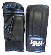 Боксерские перчатки - Мега-техника