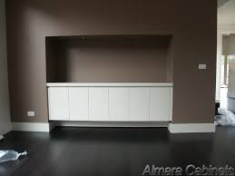 custom built office furniture. FLOATING CABINETS FAMILY ROOM Custom Built Office Furniture