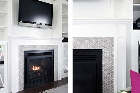 inspiring fireplace marble tile gallery image design house plan