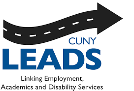 leads central office of student affairs cosa cuny logo
