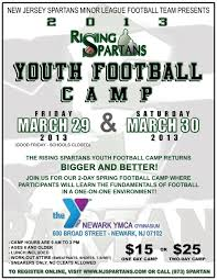 football sports camp poster template word publisher share on image youth football registration flyer pc android iphone