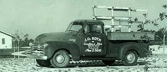1952 joe roth glass truck photo