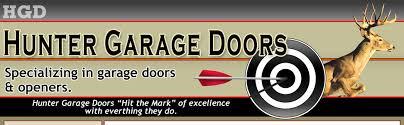 hunter garage doorsHunter Garage Doors and Openers