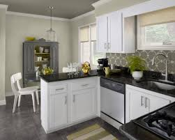 White Kitchen Set Furniture Classic Black And White Kitchen Set With Gas Stove And White Chair