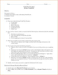 Readwritethink Resume Proper Resume Resume Templates 58