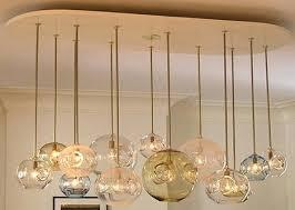 modern glass lighting aqua glass modern glass globe chandeliers modern glass lighting