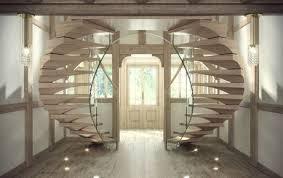 anaconda white staircase design