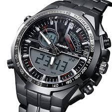 waterproof digital led watches men analog digital watch brand men men s watches waterproof digital