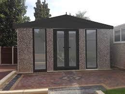 home office in garden. Garden Room - Home Office In