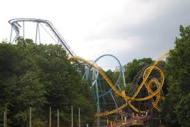 busch gardens in williamsburg.  Busch Riders Stuck On Roller Coaster Removed Safely At Busch Gardens Williamsburg   Daily Press And In L