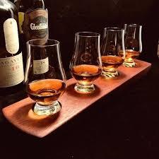 glencairn glass personalized personalized whisky flight whiskey flight bourbon flight glass whisky tray whisky bourbon scotch