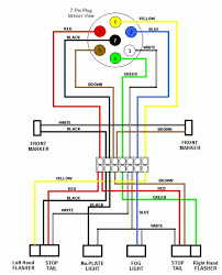 trailer wiring diagram 7 pin round 7 Round Trailer Plug Wiring Diagram how to wire a 7 pin flat trailer plug australia wiring diagrams 7 pin round trailer plug wiring diagram