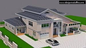 5 bedroom building plans in ghana see