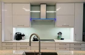 back painted glass kitchen cabinet doors painted glass