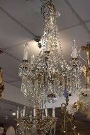 french gilt bronze chandelier