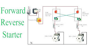 single phase motor reversing contactor wiring wire diagram with reversing starter wiring diagram single phase motor reversing contactor wiring wire diagram with