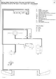 com type wiring diagrams 1972 lighting supplement