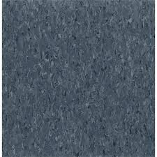 armstrong flooring imperial texture 45 piece 12 in x 12 in charcoal glue down chip commercial vct tile