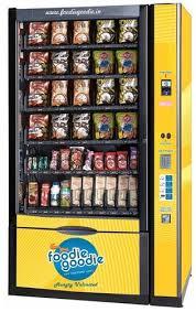 Automatic Vending Machines Mesmerizing Automatic Snack Vending Machine Automatic Snack Vending Machines