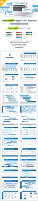 Gantt Chart Template Google Gantt Charts Templates Pack For Google Slides Hislide Io Download Now