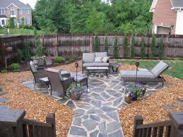 inspiration condo patio ideas. Simple Ideas Rock Patio Ideas Design With Inspiration Condo