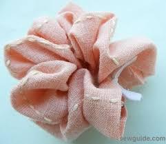 10 best ideas to make a scrunchie