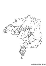 Naruto Coloring Pages Chataboxclub