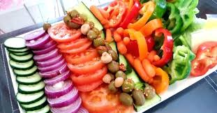 How To Decorate Salad Tray Vegetable Decoration Ideas Vegetable Tray Display Ideas New 70