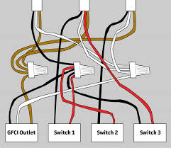 premium bathroom gfci wiring diagram electrical wiring for gfci premium bathroom gfci wiring diagram electrical wiring for gfci and 3 switches in bathroom