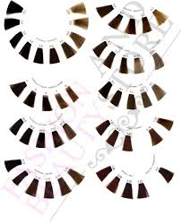 Davines A New Colour Swatch Book Color Swatches Hair